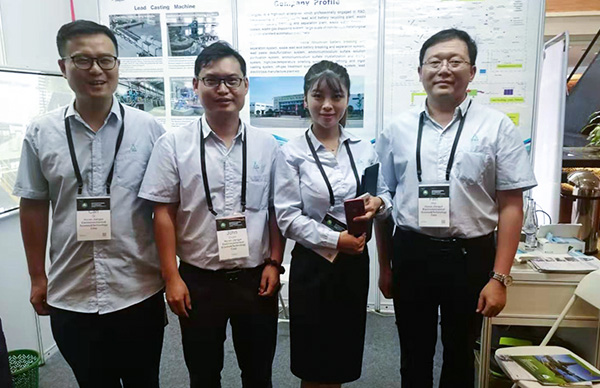 ATTENED 6th ISLC IN INDONESIA